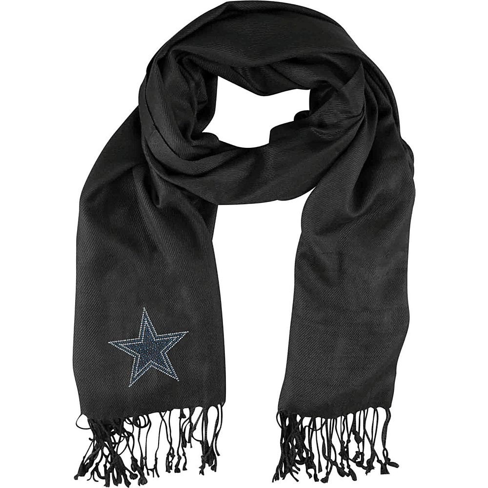 Littlearth Pashi Fan Scarf - Independent Teams Dallas Cowboys - Littlearth Hats/Gloves/Scarves - Fashion Accessories, Hats/Gloves/Scarves