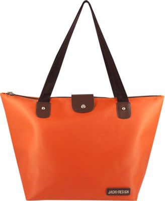 Jacki Design Essential Foldable Tote Bag