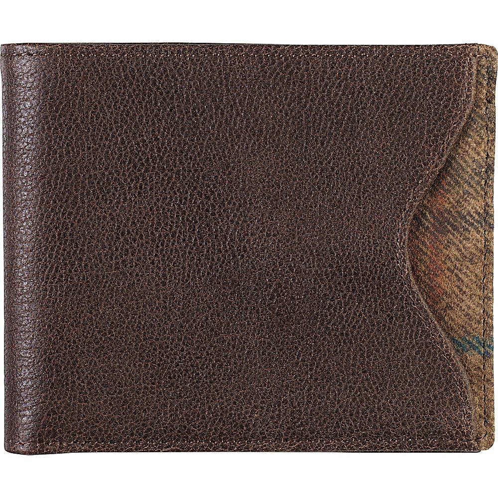 Johnston Murphy Slimfold Wallet Brown Johnston Murphy Men s Wallets