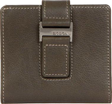 Boconi Kylie RFID ID Wallet Fern with Blonde - Boconi Women's Wallets