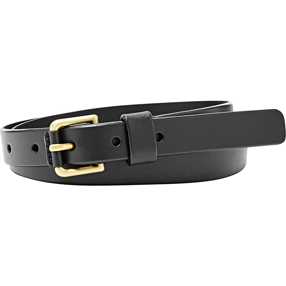 Fossil Explorer Buckle Belt S - Black - Fossil Other Fashion Accessories - Fashion Accessories, Other Fashion Accessories
