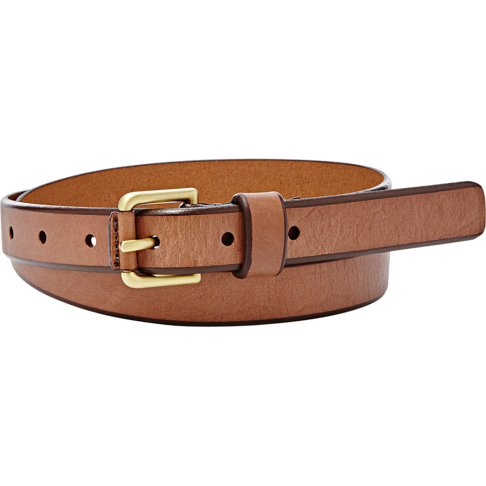 Fossil Explorer Buckle Belt S - Brown - Fossil Other Fashion Accessories - Fashion Accessories, Other Fashion Accessories