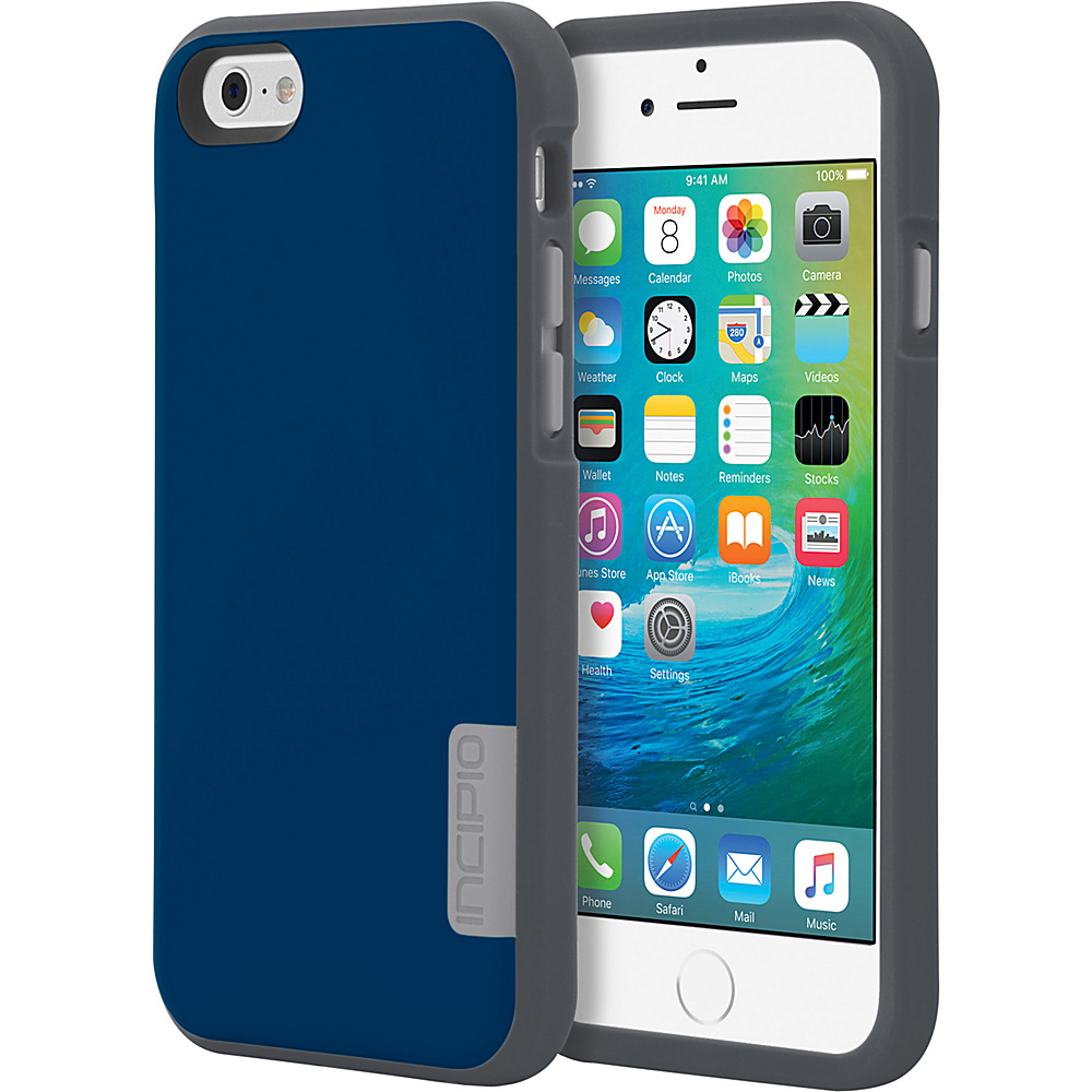 Incipio Phenom for iPhone 6/6s Navy/Charcoal/Gray - Incipio Electronic Cases - Technology, Electronic Cases