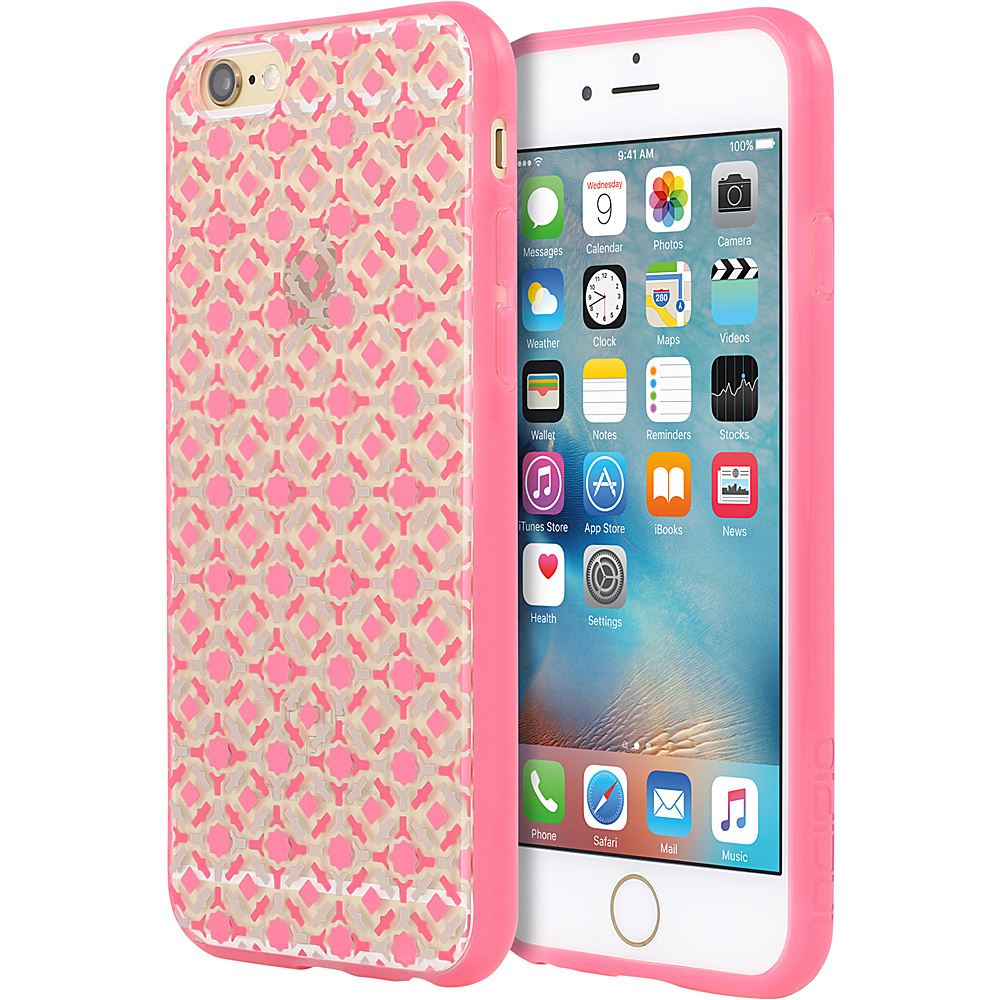 Incipio Design Series for iPhone 6/6s Plus Moroccan Pink - Incipio Electronic Cases - Technology, Electronic Cases