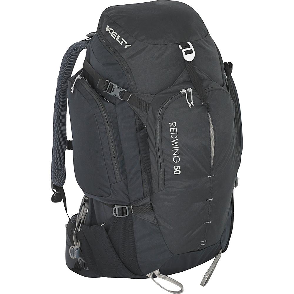 """Kelty Redwing 50 Backpack - 26"""" Black - Kelty Backpacking Packs"""