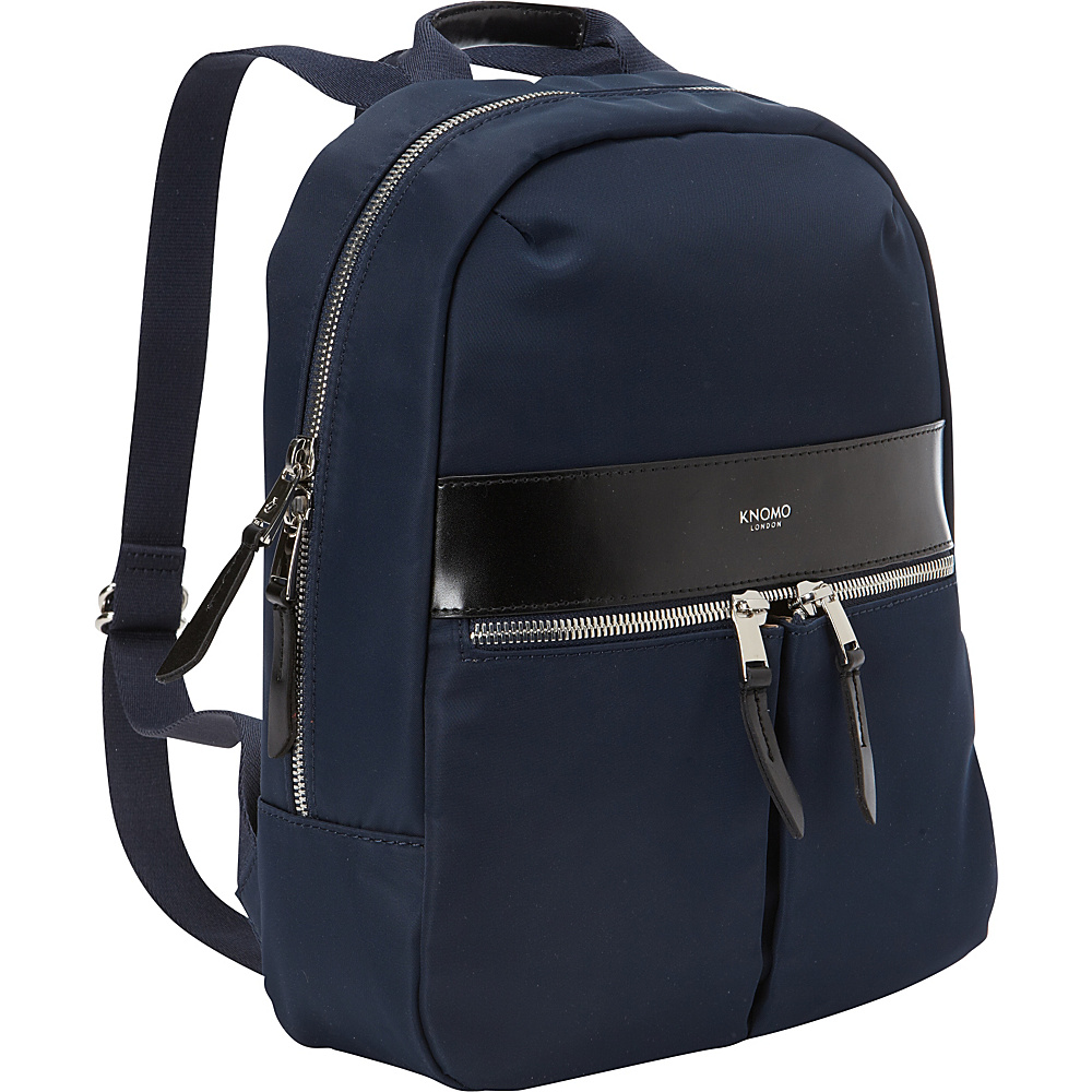 KNOMO London Beauchamp Mini Tablet Backpack Navy KNOMO London Everyday Backpacks