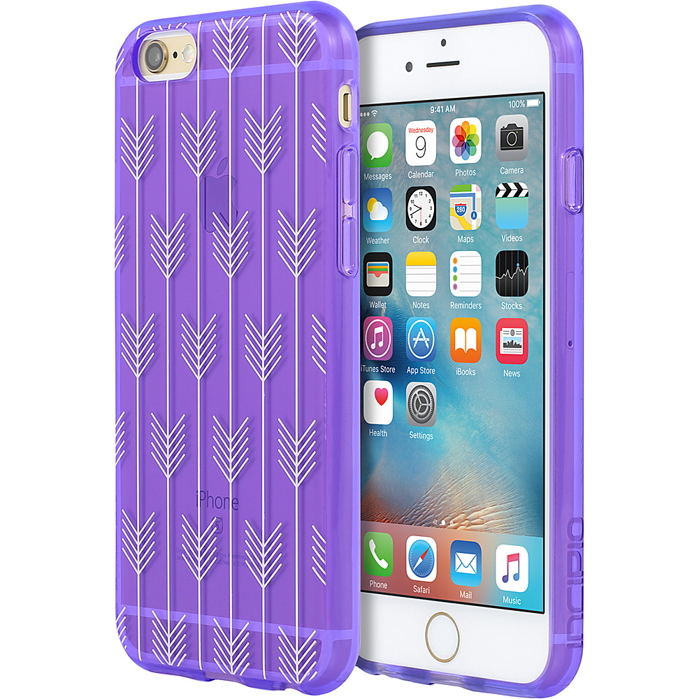 Incipio Design Series for iPhone 6/6s Arrow Purple - Incipio Electronic Cases - Technology, Electronic Cases
