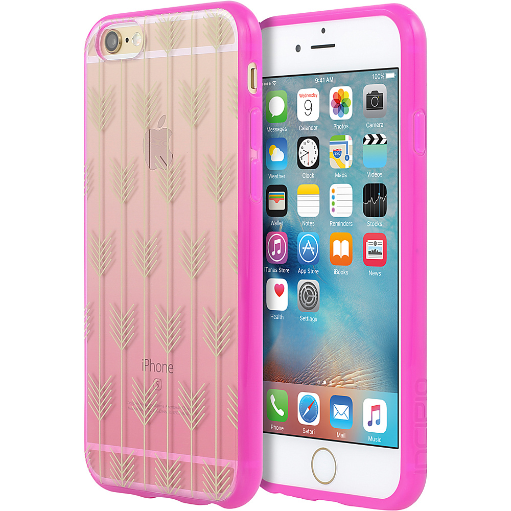 Incipio Design Series for iPhone 6/6s Arrow Pink - Incipio Electronic Cases - Technology, Electronic Cases