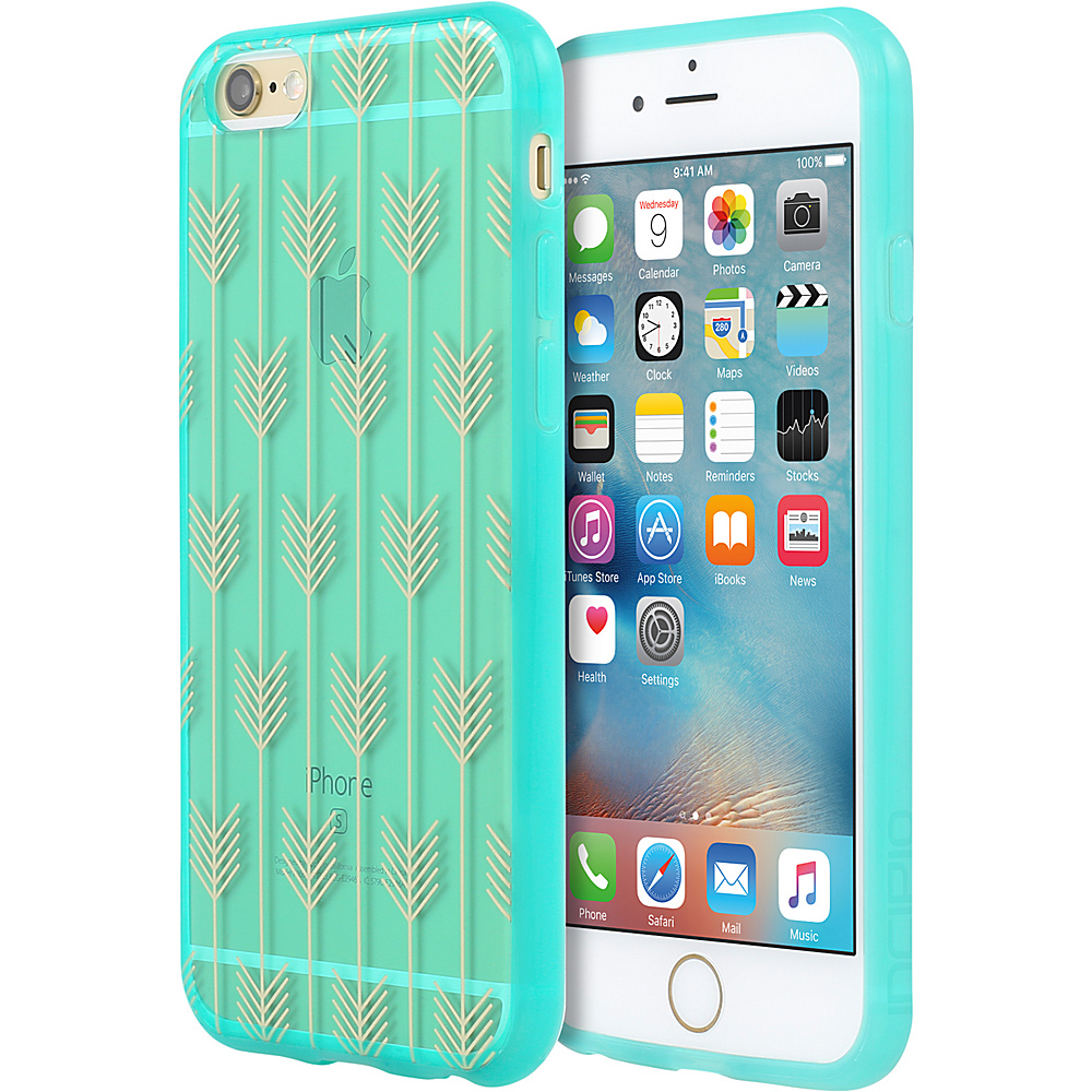 Incipio Design Series for iPhone 6/6s Arrow Teal - Incipio Electronic Cases - Technology, Electronic Cases