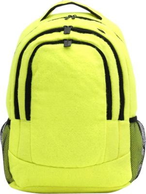 Zumer Tennis Backpack Tennis yellow - Zumer Everyday Backpacks