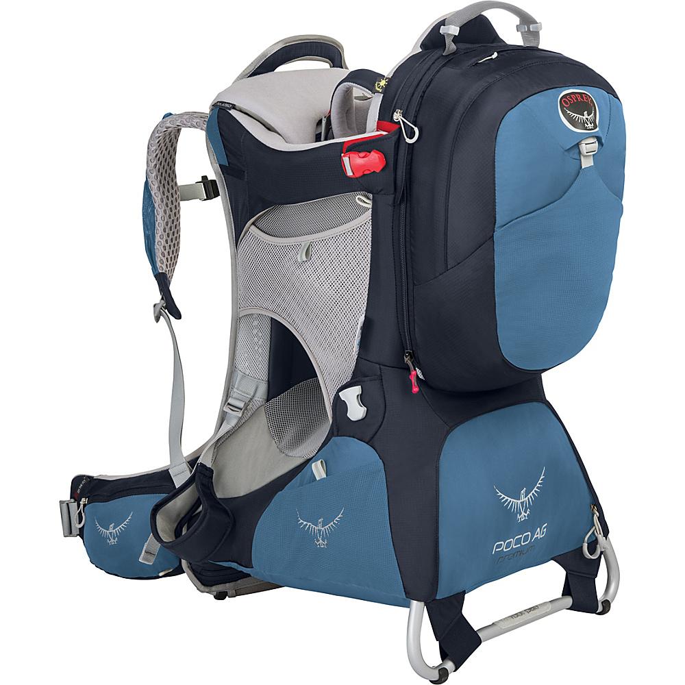 Osprey Poco AG Premium Child Carrier Seaside Blue - Osprey Baby Carriers - Outdoor, Baby Carriers