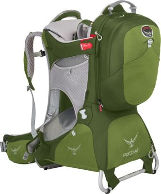 Osprey Poco AG Premium Child Carrier Ivy Green - Osprey Baby Carriers