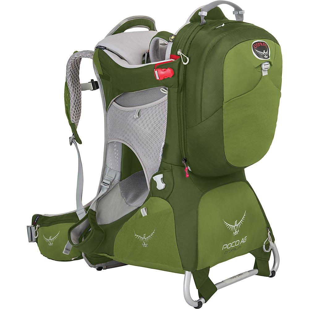 Osprey Poco AG Premium Child Carrier Ivy Green - Osprey Baby Carriers - Outdoor, Baby Carriers