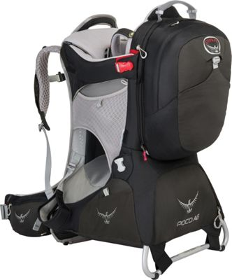 Osprey Poco AG Premium Child Carrier Black - Osprey Baby Carriers