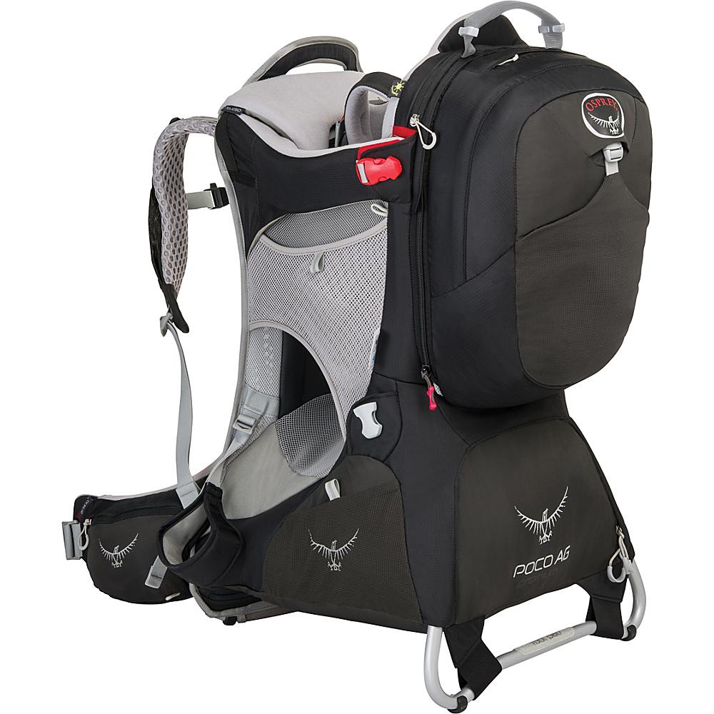 Osprey Poco AG Premium Child Carrier Black - Osprey Baby Carriers - Outdoor, Baby Carriers