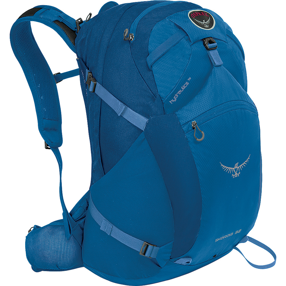Osprey Skarab 32 Hiking Backpack Basin Blue - M/L - Osprey Day Hiking Backpacks - Outdoor, Day Hiking Backpacks