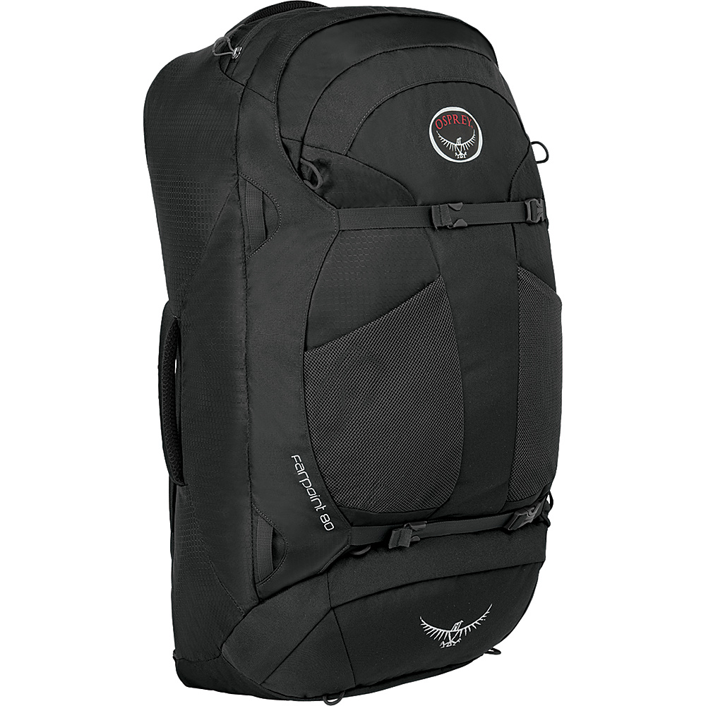 Osprey Farpoint 80 Travel Laptop Backpack Volcanic Grey - M/L - Osprey Travel Backpacks - Backpacks, Travel Backpacks
