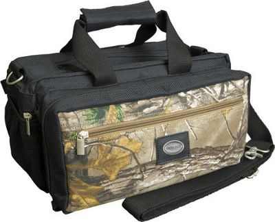 Canyon Outback Urban Edge Kendall Realtree Xtra 13-inch Shooting Bag Realtree Camo - Canyon Outback Other Sports Bags