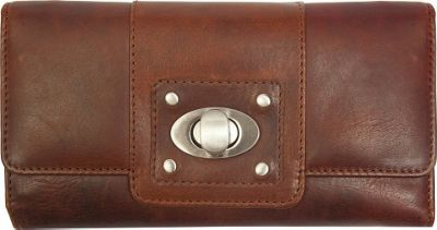Canyon Outback Leather Moonshadow Canyon Leather Women's Wallet Brown - Canyon Outback Men's Wallets