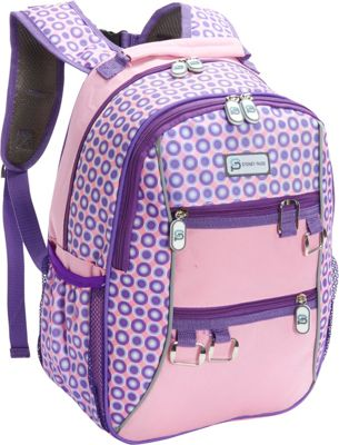 Sydney Paige Buy One/Give One Kids Backpack Purple Spotlight - Sydney Paige Everyday Backpacks