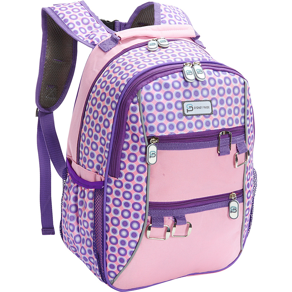Sydney Paige Buy One Give One Kids Backpack Purple Spotlight Sydney Paige Everyday Backpacks