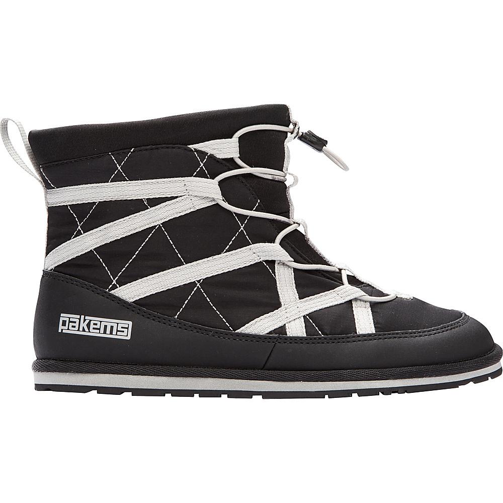 Pakems Men s Extreme Boot 8 M Regular Medium Black amp; Grey Pakems Men s Footwear