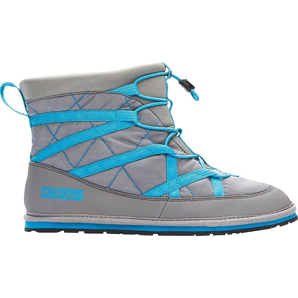 Pakems Men s Extreme Boot 8 M Regular Medium Grey amp; Blue Pakems Men s Footwear
