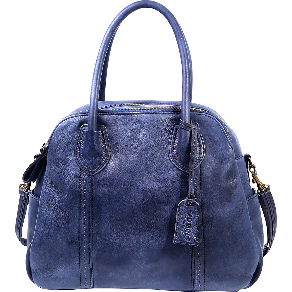 Old Trend Vintage Hobo Vintage Blue Old Trend Leather Handbags