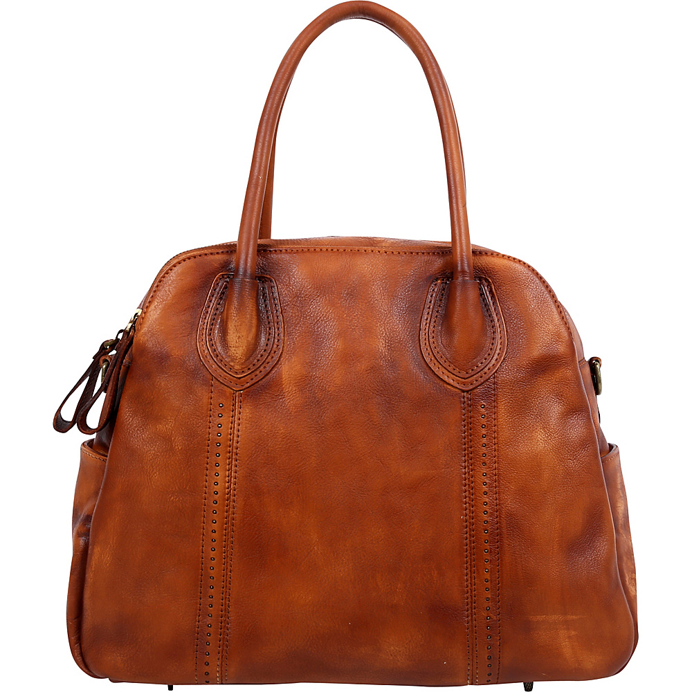 Old Trend Vintage Hobo Chestnut Old Trend Leather Handbags