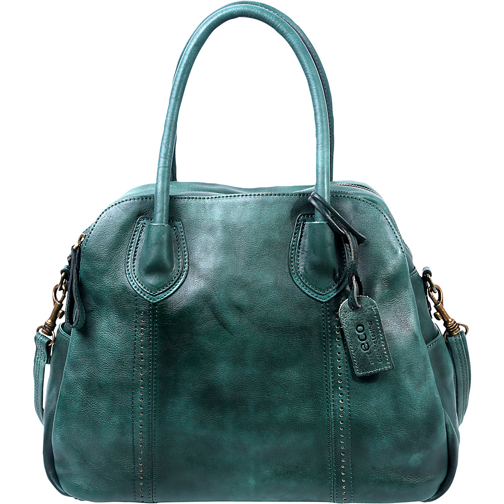 Old Trend Vintage Hobo Vintage Green Old Trend Leather Handbags