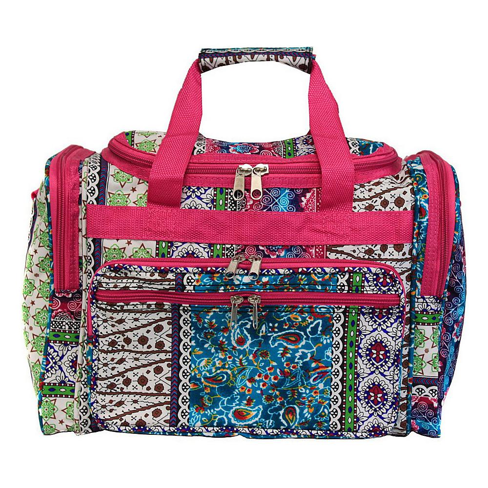 World Traveler Artisan 16 Shoulder Duffle Bag Artisan - World Traveler Rolling Duffels - Luggage, Rolling Duffels
