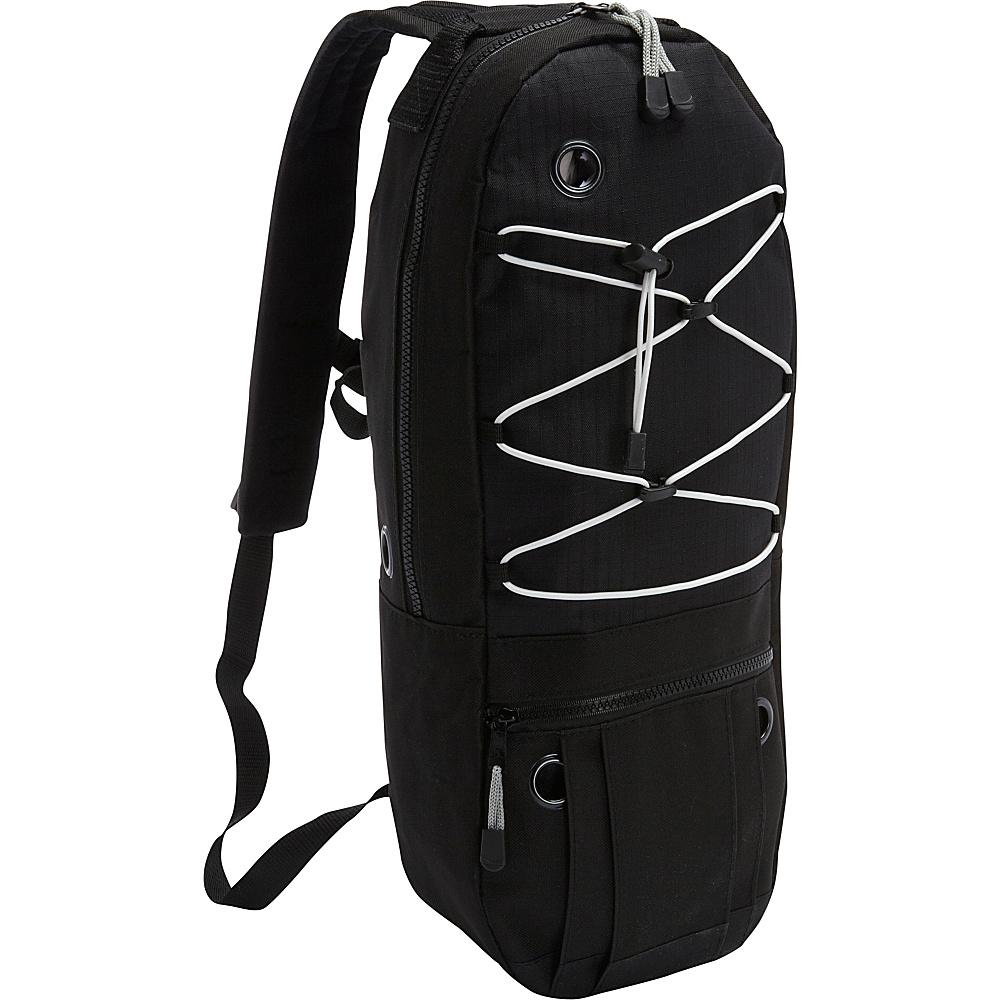 Cramer Decker Medical Oxygen Cylinder Backpack (MD Size Cylinder) Black - Cramer Decker Medical Other Sports Bags