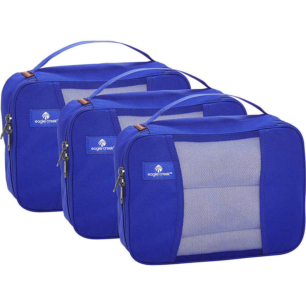 Eagle Creek Pack-It Half Cube Set Blue Sea - Eagle Creek Travel Organizers - Travel Accessories, Travel Organizers