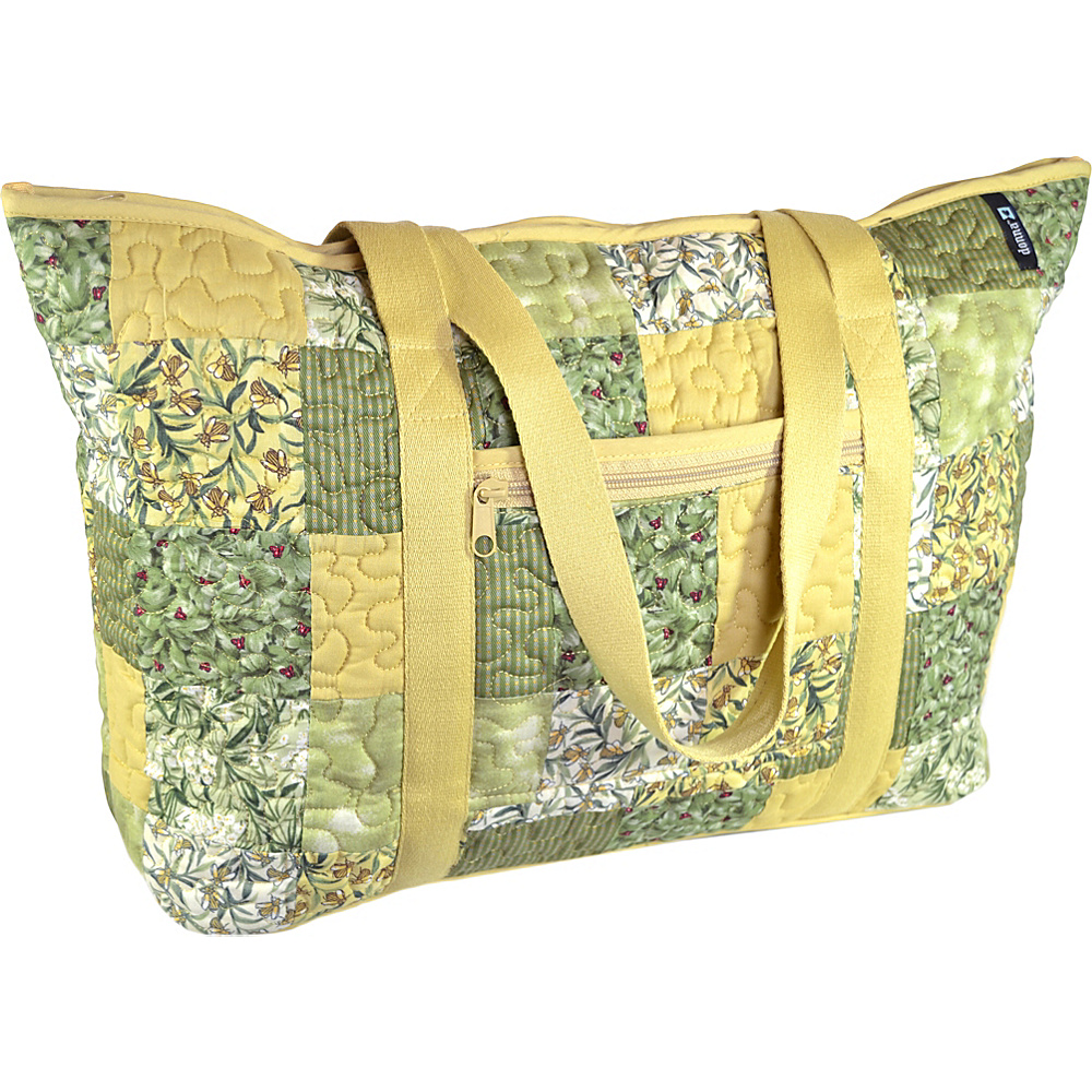 Donna Sharp Large Medina Shoulder Bag Exclusive Botanical Donna Sharp Fabric Handbags