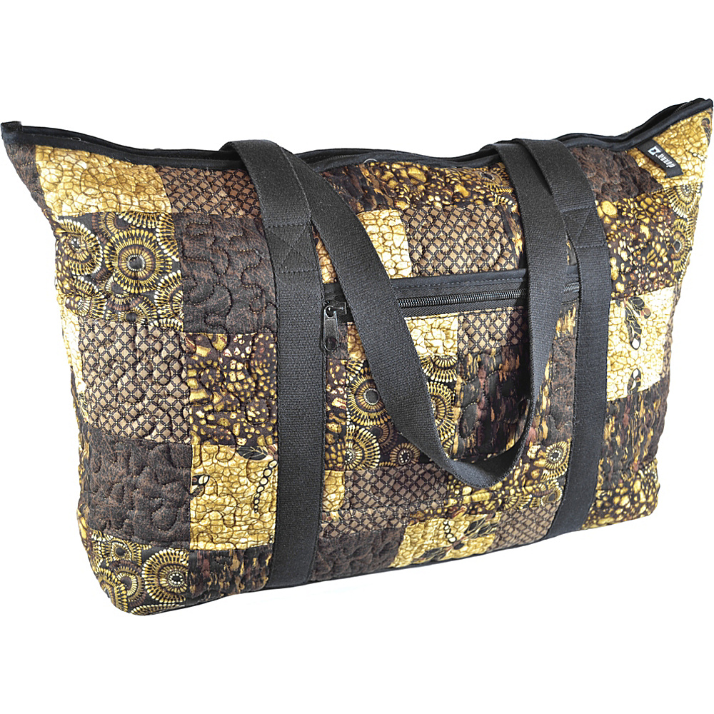 Donna Sharp Large Medina Shoulder Bag Exclusive Dragonfly Donna Sharp Fabric Handbags