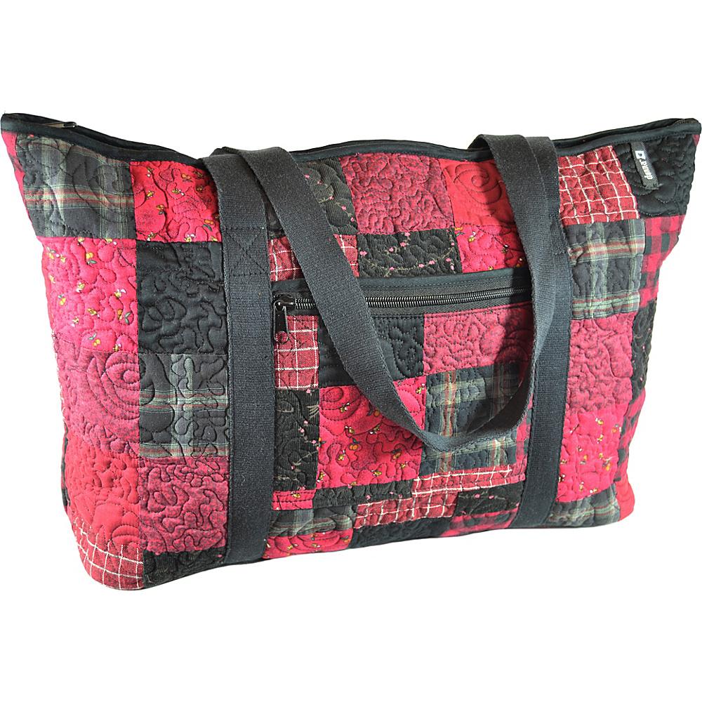 Donna Sharp Large Medina Shoulder Bag Exclusive Sicily Donna Sharp Fabric Handbags