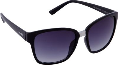 Laundry by Shelli Segal Sunglasses Vintage Rectangle Sunglasses Black - Laundry by Shelli Segal Sunglasses Sunglasses