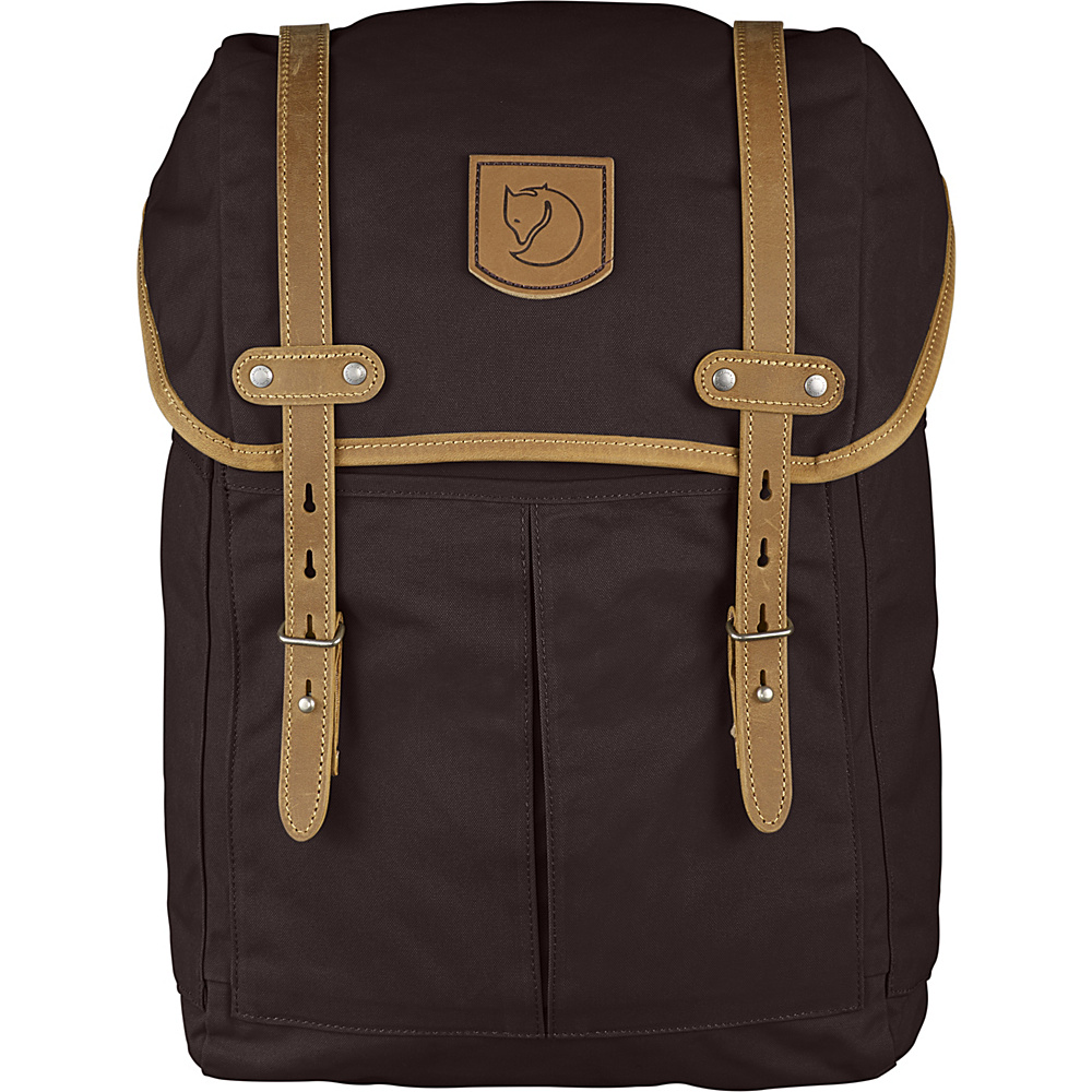 Fjallraven Rucksack No.21 Medium Hickory Brown - Fjallraven Business & Laptop Backpacks - Backpacks, Business & Laptop Backpacks
