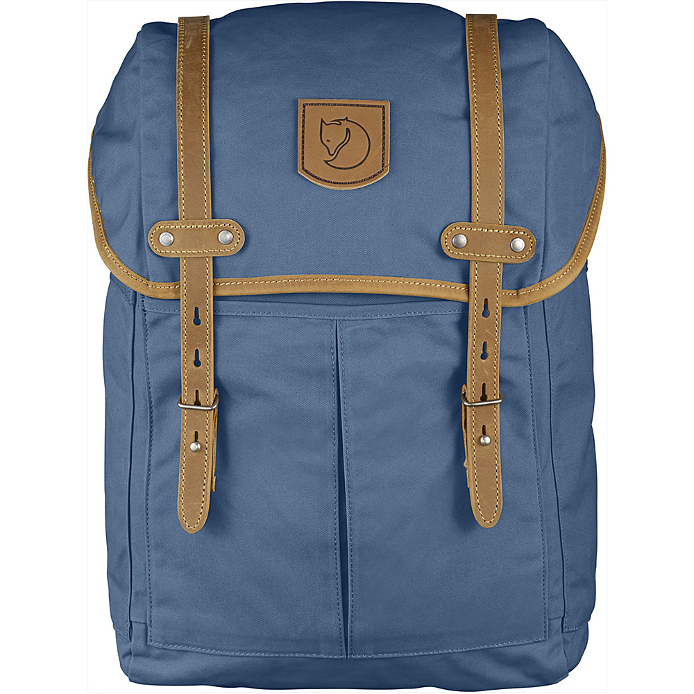 Fjallraven Rucksack No.21 Medium Blue Ridge - Fjallraven Business & Laptop Backpacks - Backpacks, Business & Laptop Backpacks