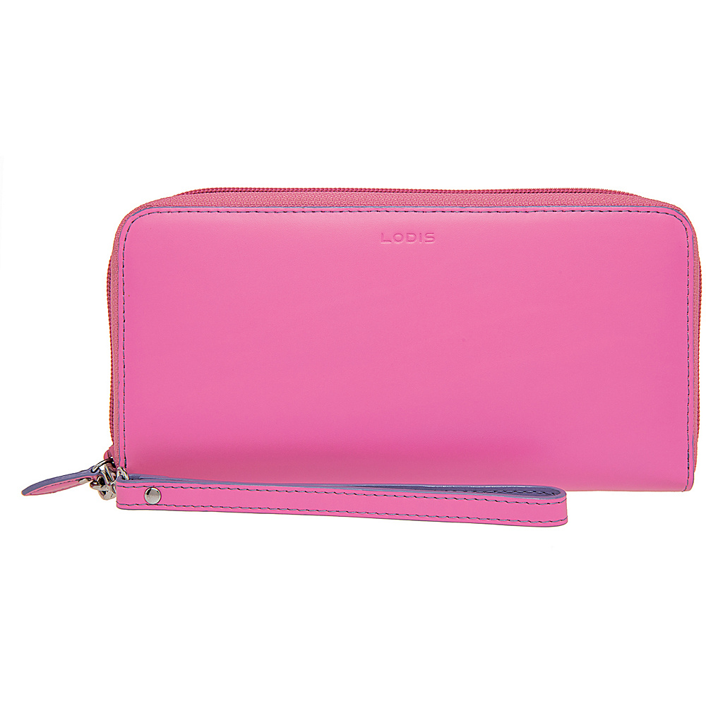 Lodis Audrey Vera Wristlet Wallet Rose/Lilac - Lodis Womens Wallets - Women's SLG, Women's Wallets