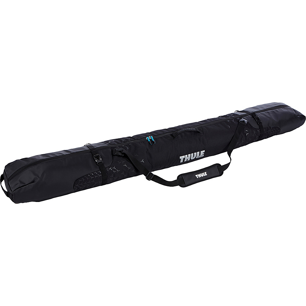 Thule Roundtrip Single Ski Carrier Black - Thule Ski and Snowboard Bags