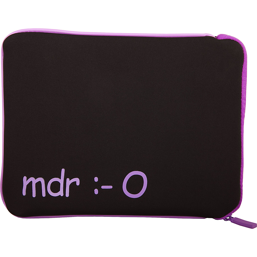 Urban Factory 10 Sleeve for Tablet Purple Urban Factory Electronic Cases