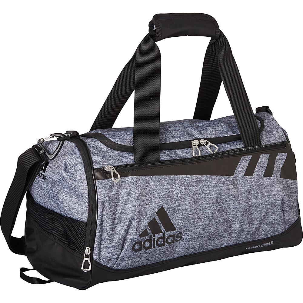 fd8904454e adidas Team Issue Small Duffle Onix Jersey Black - adidas Gym Duffels -  Duffels