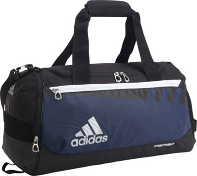 adidas Team Issue Small Duffle Collegiate Navy - adidas Gym Duffels