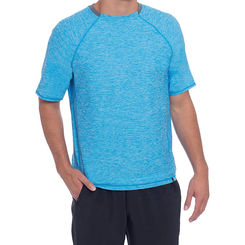 Soybu Mens Levity Short Sleeve XL - Belize - Soybu Mens Apparel - Apparel & Footwear, Men's Apparel