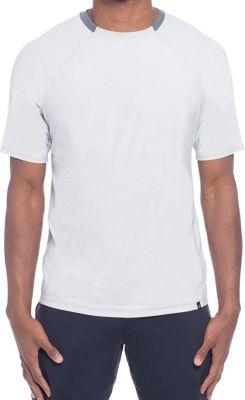 Soybu Men's Levity Short Sleeve XL - Nickel - Soybu Men's Apparel