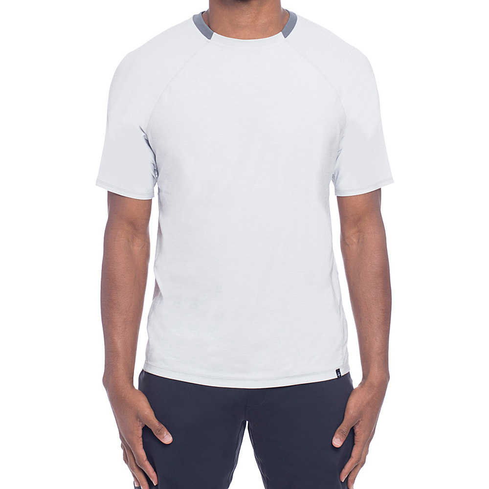 Soybu Mens Levity Short Sleeve XL - Nickel - Soybu Mens Apparel - Apparel & Footwear, Men's Apparel