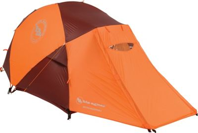 Big Agnes Battle Mountain 2 Person Tent Orange / Red  -  Big Agnes Outdoor Accessories