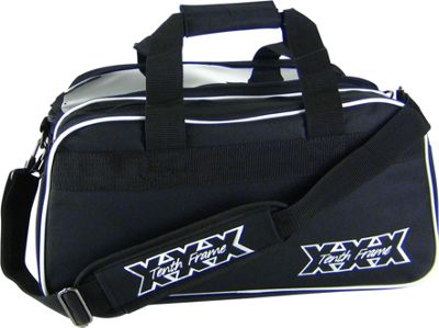 Tenth Frame Tenth Frame Boost Double Tote Plus Black - Tenth Frame Bowling Bags