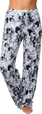 Soybu Stretch Cotton Modal Lounge Pant L - Orchid Pond - Soybu Women's Apparel